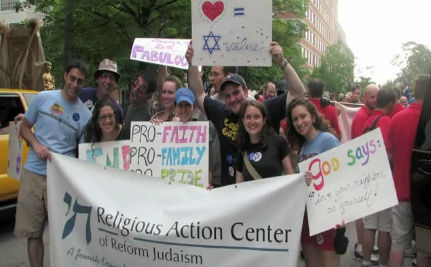 Reform Jews: It Gets Better (VIDEO)