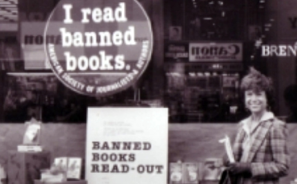 Banned Books Week Is Coming! Name Your Favorite