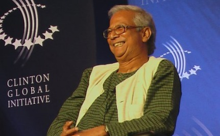 Nobel Peace Prize Winner Muhammad Yunus' Message to Care2