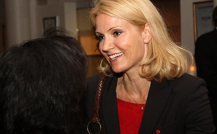 Denmark Elects 1st Female Prime Minister