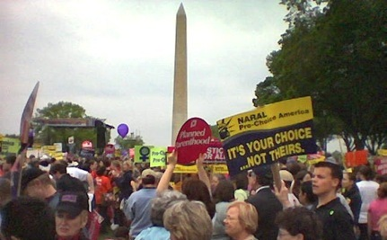 Victory and Defeat For Women Around the Nation's Capital