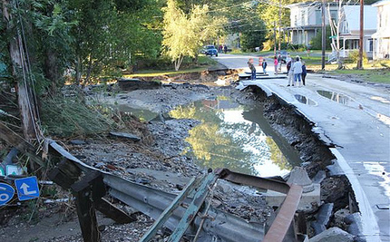 Hurricane Irene Clean-Up Could Devastate Rivers, Forests