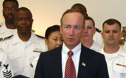 Mitch Daniels: We Could Still Use A Better Candidate