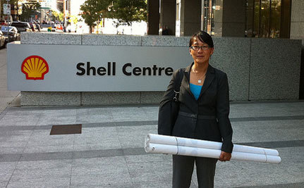 Care2 Activists Secure Meeting with Shell Canada CEO