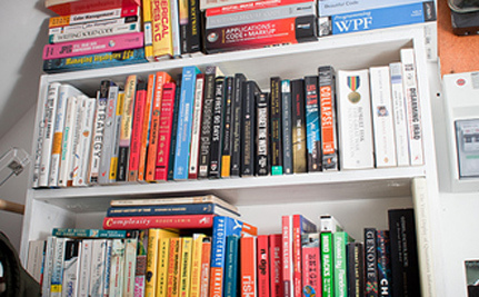 "For IKEA, ""Bookshelves"" Become ""Shelves"""