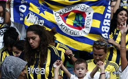 No Men Allowed At Turkish Soccer Game – VIDEO