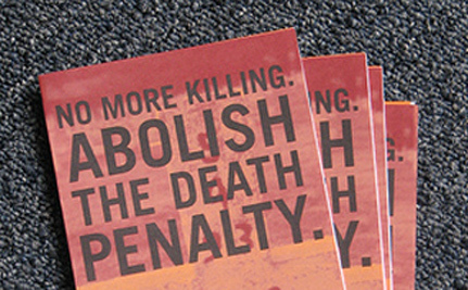 10 Reasons To End The Death Penalty Now