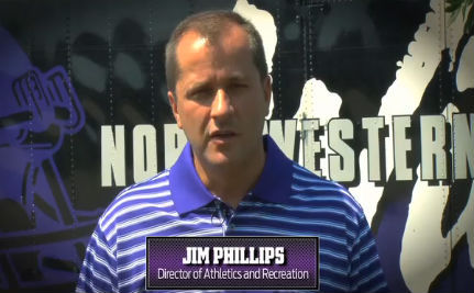 Northwestern Athletics: It Gets Better! (VIDEO)