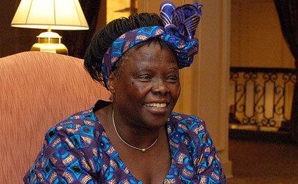 Farewell, Wangari Maathai, Hummingbird of Hope