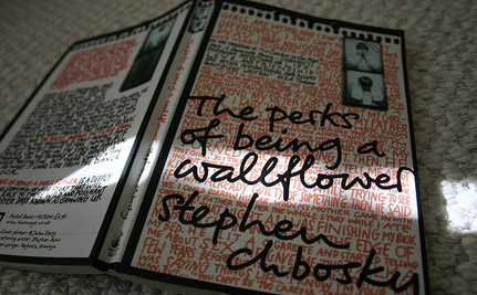 Banned Book: The Perks of Being a Wallflower