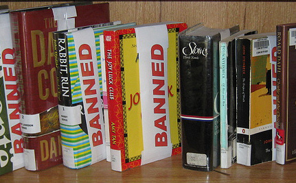 Banned Books Week: 5 Of Your Favorites