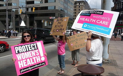 Abortion Provider Deployed Leaves Area Without Services