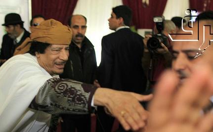 Gaddafi May Be Near the Algerian Border…Or Perhaps Not