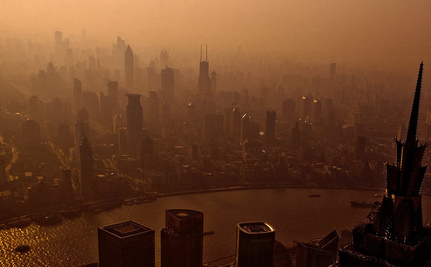 China's Per Capita Emissions May Overtake Those in US by 2017