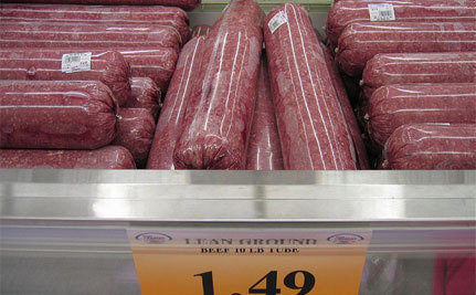 Trashing Cows: Tyson Recalls Ground Beef