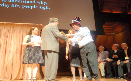 A Wasabi Alarm and the End of the World: the 2011 Ig Nobel Awards