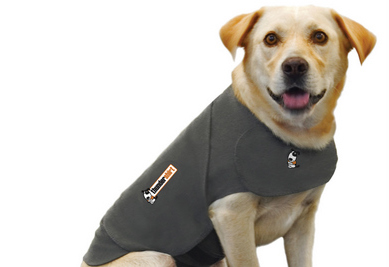 Thundershirt Calms Dogs with Fear and Anxiety