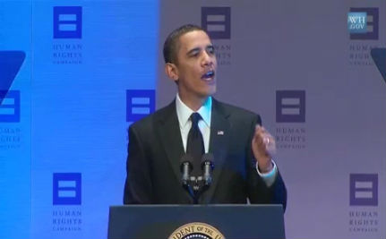 Obama to LGBTs: 'I Need Your Help'
