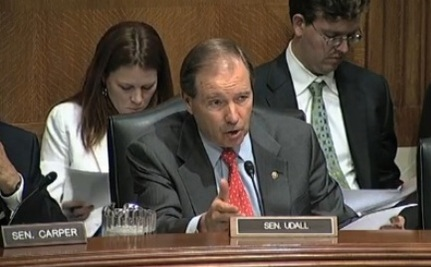 Senator Udall: Moms Matter More Than Ever