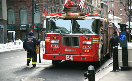 NYFD Welcomes City's First Trans Firefighter