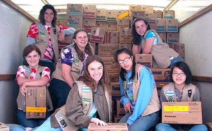 Girl Scouts Revamp Badges For Leadership