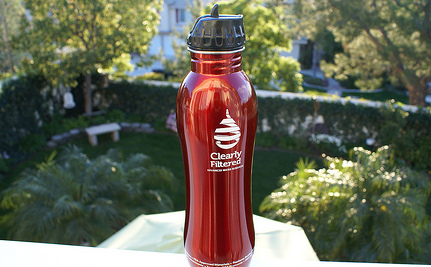 New Filtered Water Bottle Changes Perspective on Global Water Availability