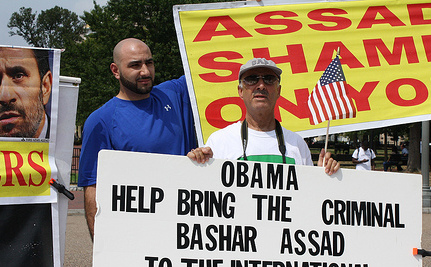 Beatings, Email Threats: Syrian Activists in US, Europe Targeted (video)