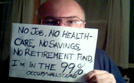 Who Are the 99 Percent?  Occupy Wall St. Stories #4