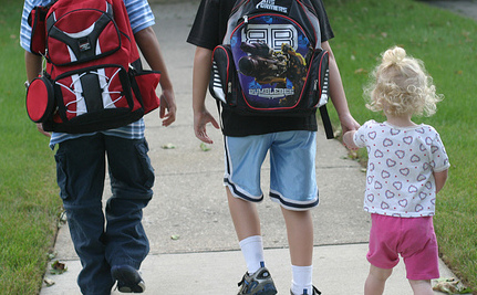 Did Your Child Walk To School Today?