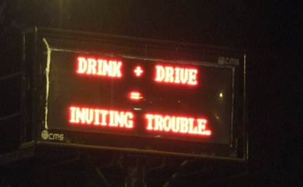 Less Drunk Driving: Can Good Come From Recession?