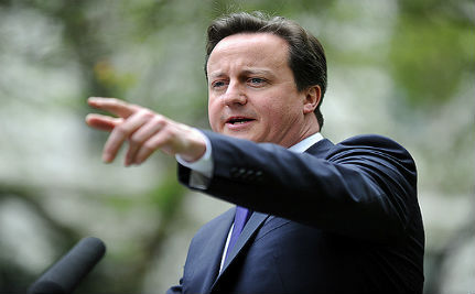 British PM Backs Marriage Equality