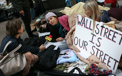 The Occupy Wall Street Protester You'll Never See On Fox News [Video]
