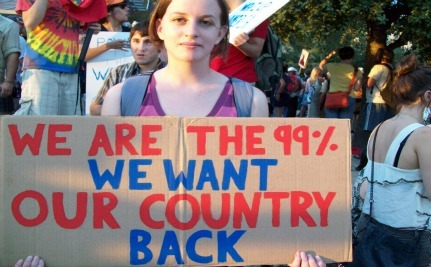 Occupy Austin: Signs of Solidarity [Slideshow]
