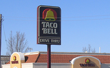 Taco Bell In Violation Of Disability Law