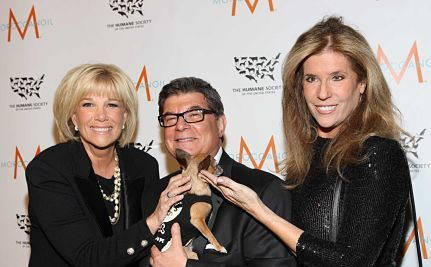 Founder of American Dog Rescue Helps Raise $1 Million for HSUS