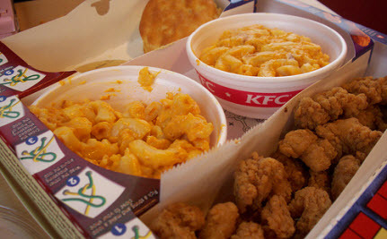 4 Unhealthiest Kids' Meals in America