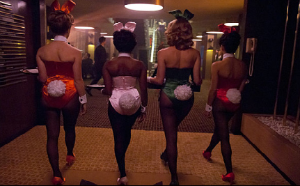 Final Insult: Before Cancellation Playboy Club Rewrites Steinem History