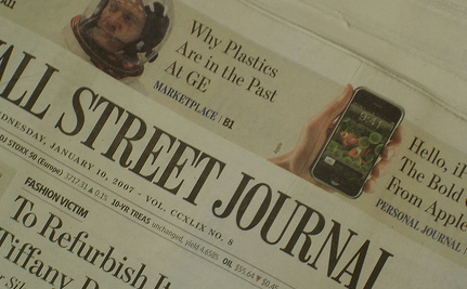 WSJ Circulation Scandal: Top Executive Resigns