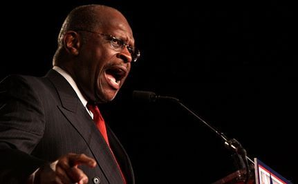 Cain Proposes Electric Fence To Kill Illegal Immigrants