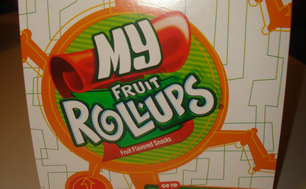 Fruit Roll Ups Still Not a Health Food