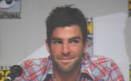 A-List Actor Zachary Quinto Comes Out