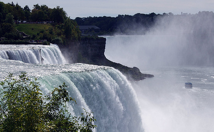 Toxic Fracking Waste Could End Up In Niagara Falls