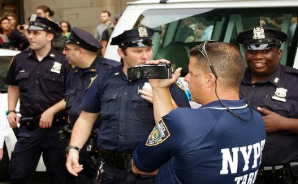 #OWS Pepper Spray Cop Loses 10 Vacation Days