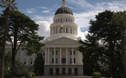 Historic Cap-and-Trade Law Passed In California
