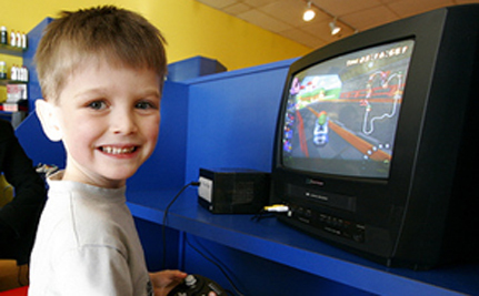 Video Game Use Explodes Amongst Preschoolers