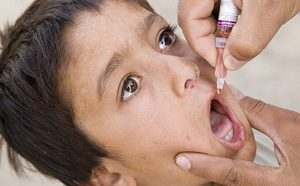The Other 99%: World Polio Day Marks Progress Towards Eradication (VIDEO)