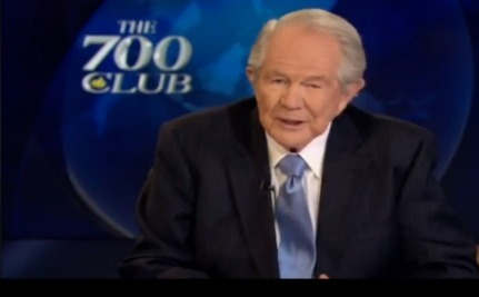 Even Pat Robertson Thinks GOP is Too Extreme