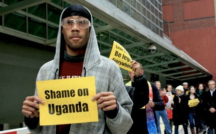 'Kill the Gays' Bill Back in Uganda's Parliament