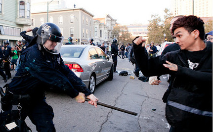 City Spends Millions To Attack Occupy Oakland [Photos]