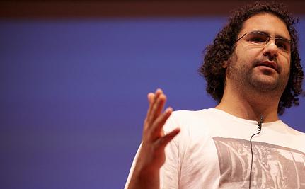 Free Egyptian Blogger Alaa Abd El Fattah